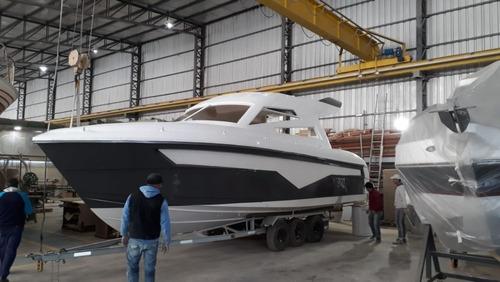 nuevo, crucero aqualum 35
