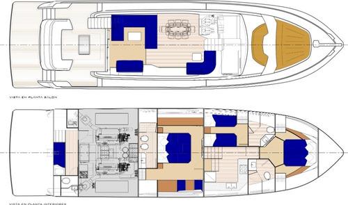 nuevo crucero segue 64 - parodimarine.com