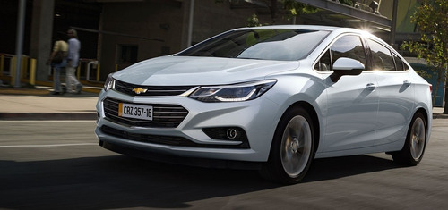 nuevo cruze lt manual 4p sedan