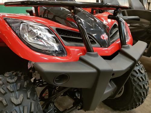 nuevo cuatri kymco mxu 300-globalmotorcycles-