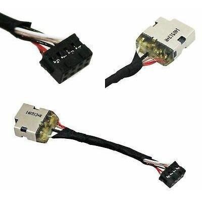 NEW DC POWER JACK SOCKET IN CABLE For HP 15-f209wm 15-f233wm  15-f278nr 15-f272w