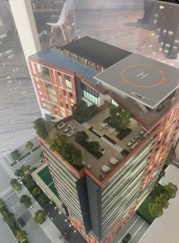 nuevo departamento en torre hidalgo
