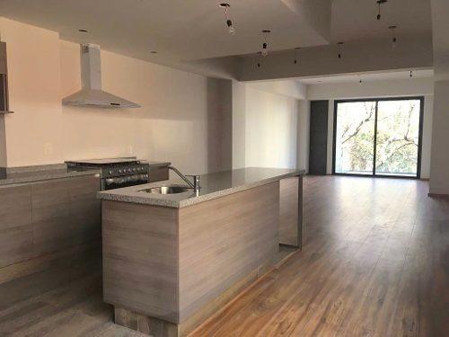 nuevo departamento en venta col. roma
