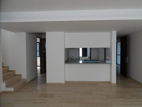 nuevo departamento en venta en col. roma norte.