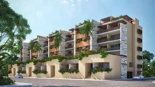 nuevo desarrollo de departamentos en el corazón del centro de playa del carmen