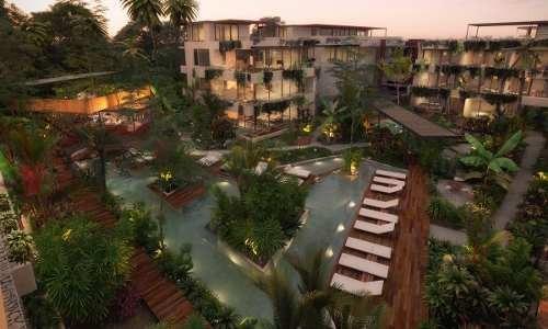 nuevo desarrollo exclusivo en aldea zamá, tulum  desde $195,000 usd a $250,000
