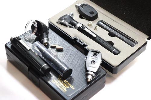 nuevo diagnostix pocket diagnostic set de otoscopio de ofta