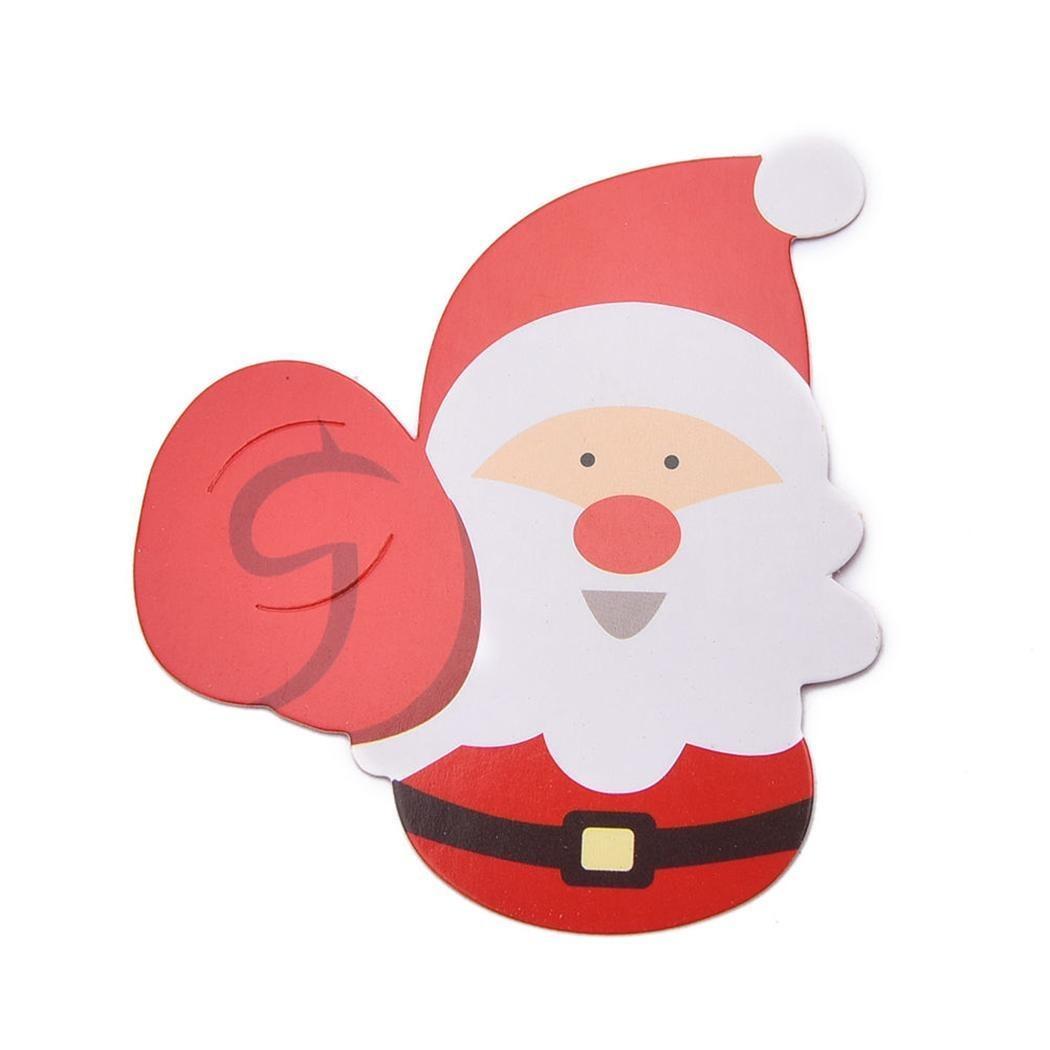 Nuevo Dibujos Animados Navidad Papá Muñeco De Nieve Pingü 13535
