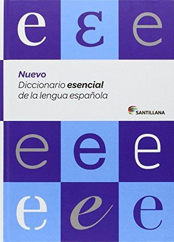 nuevo diccionario esencial de la lengua español envío gratis