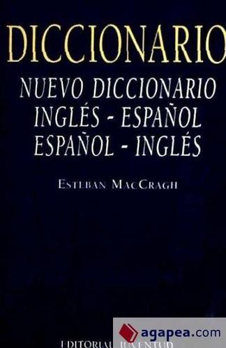 nuevo diccionario inglés-español y español-inglés(libro enci
