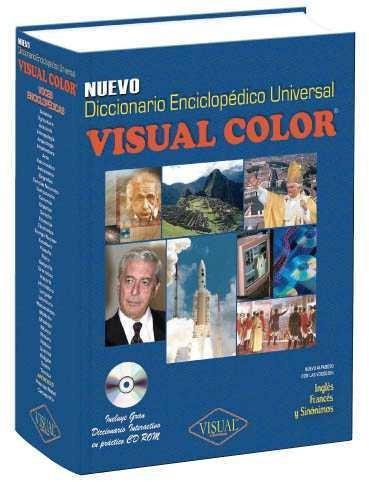 nuevo diccionario visual color enciclopédico universal