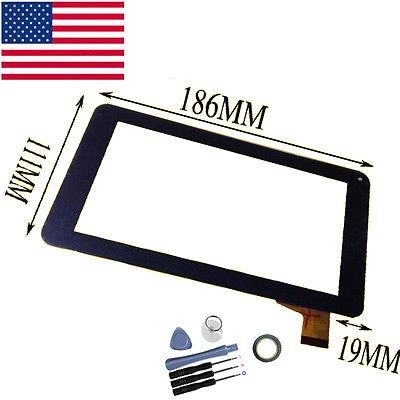 nuevo digitalizador pantalla táctil de 7  ematic 8gb egq307