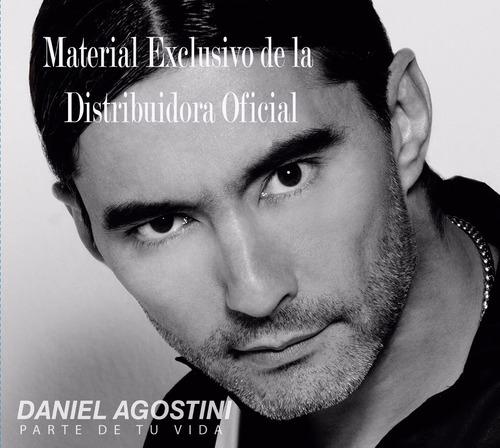 nuevo disco daniel agostini - parte de tu vida