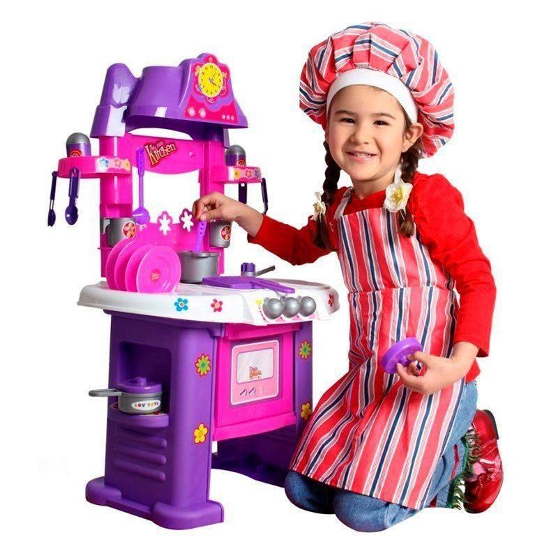 Nuevo Diseno Cocina Luz Sonido Little Kitchen Boy Toys Nina