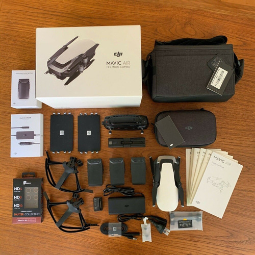 nuevo drone dji mavic air fly more combo 17 km