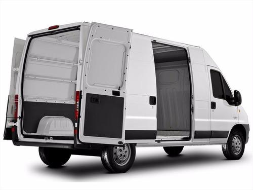 nuevo ducato furgón corto anticipo $80.000 o tu usado