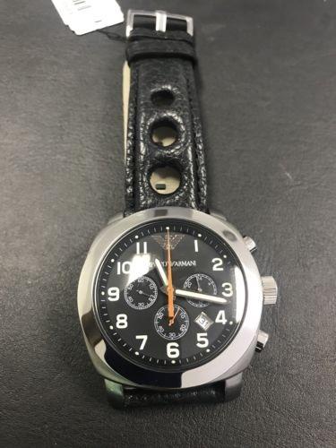 b414ed357e68 Nuevo Emporio Armani Ar5825 Reloj De Pulsera Para Hombre Cr ...