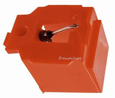 /Aguja para Tocadiscos Yamaha P-500/P 500/Tocadiscos P500/rojo Nueva en caja/