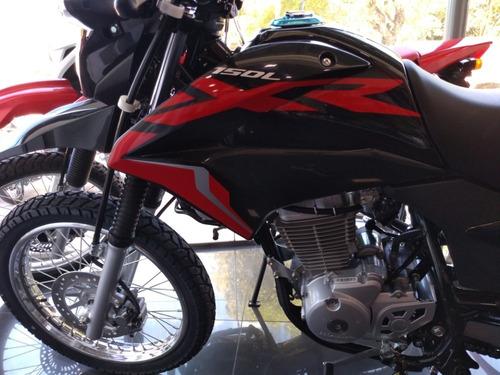 nuevo enduro xr 150 l 2020 0km retira hoy!!! - power bikes