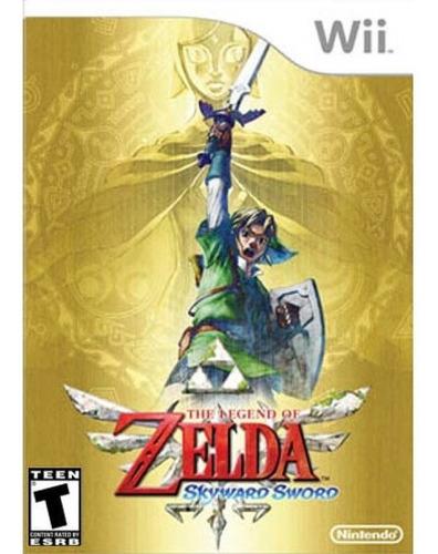nuevo entrega hoy the legend of zelda skyward sword wii