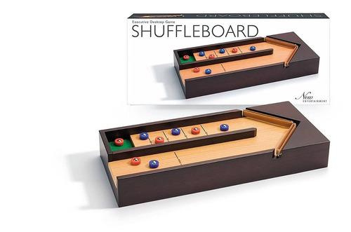 nuevo entretenimiento desktop shuffleboard + envio gratis