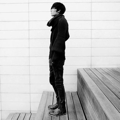 nuevo estilo coreano otoño invierno unisex bufanda... (red)