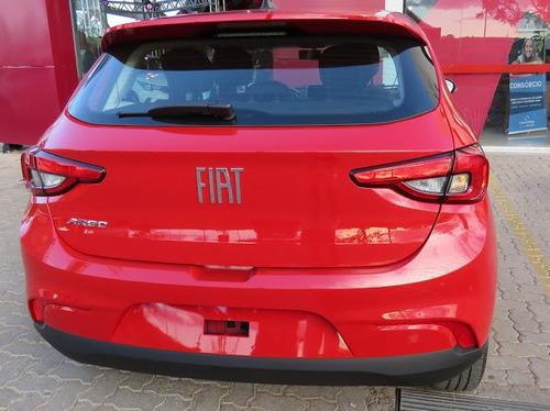 nuevo fiat argo drive 1.3 0km anticipo $97.000 y tasa 0%
