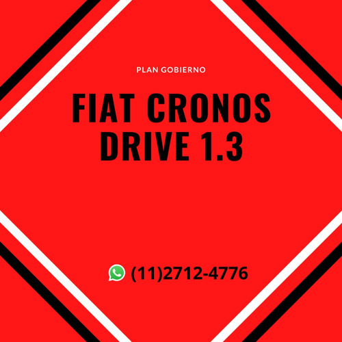 nuevo fiat cronos 2020 - opcion gnc - ideal uber b