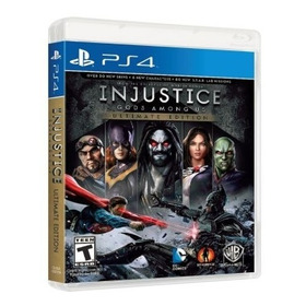 Nuevo Fisico Edicion Complete God Among Us Injustice 1 Goty