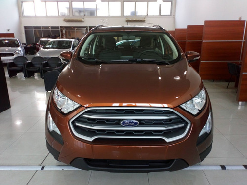 nuevo ford ecosport 1.5 se 123cv 4x2 mt usado al dia