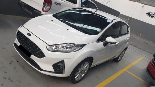nuevo ford fiesta 1.6 titanium usado igual a 0km