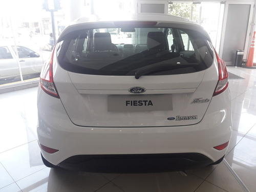 nuevo ford fiesta kinetic design 1.6 s plus año 2018 mc
