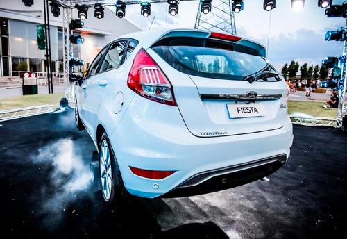 nuevo ford fiesta kinetic design 1.6 s plus oferta ar5