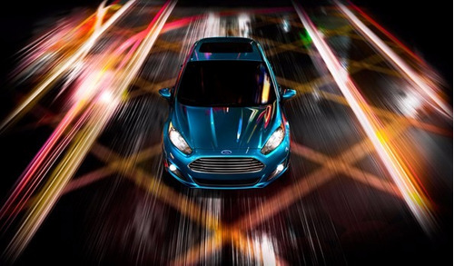 nuevo ford fiesta kinetics hatch 0km u$s 16990 inter motors
