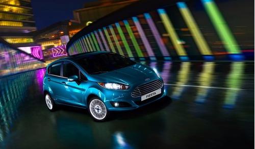 nuevo ford fiesta kinetics hatch 0km u$s 17.990 inter motors