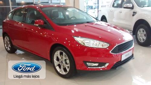 nuevo ford focus - 2.0 se plus - 5 puertas - 2018