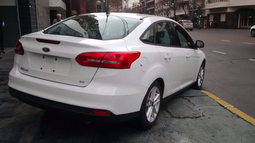 nuevo ford focus s - nafta - 4 puertas - 2018