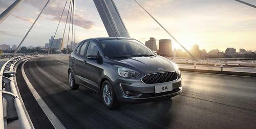 nuevo ford ka 0km patentado