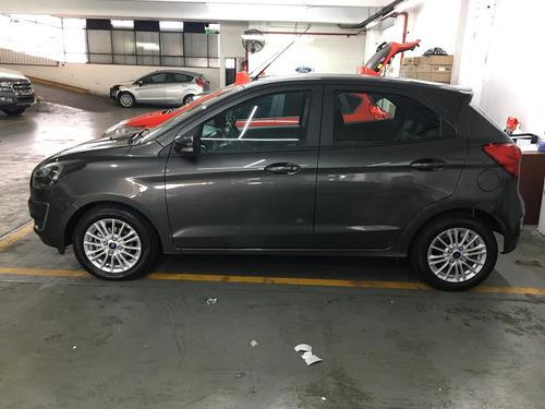 nuevo ford ka 1.5 sel 5ptas 0km 2018 mc1