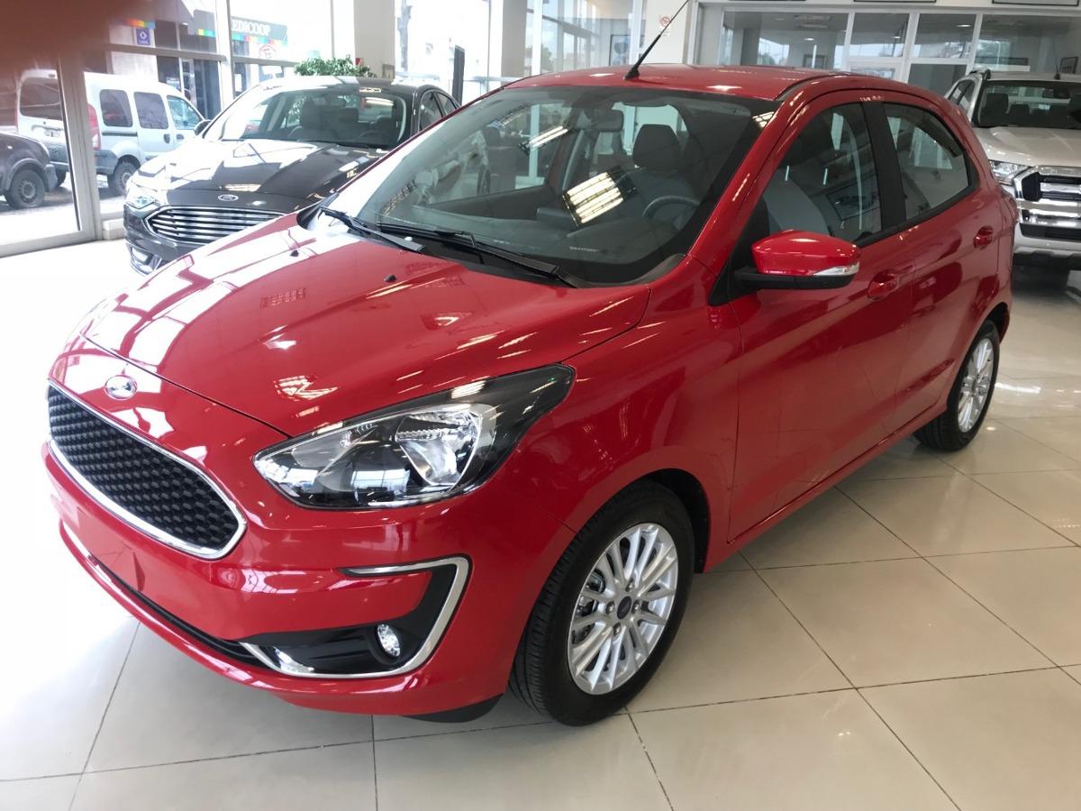 Nuevo Ford Ka P Automatico Gp Cargando Zoom
