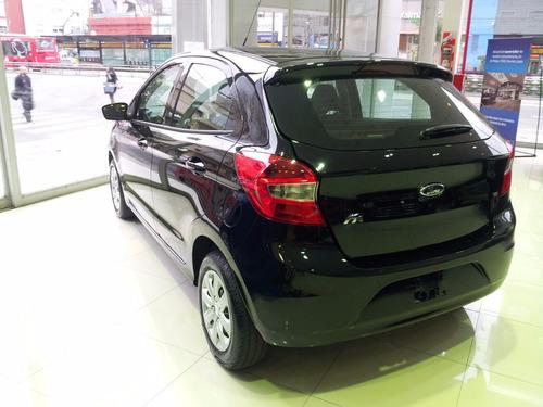 nuevo ford ka desde $ 212704.- entrega inmediata