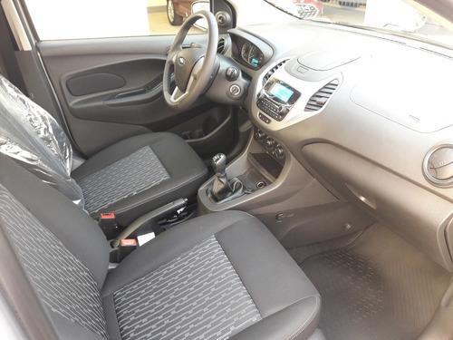 nuevo ford ka s 4 puertas 1.5l con permuta y financiacion