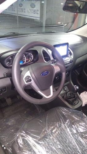 nuevo ford ka se 5p entrega inmediata