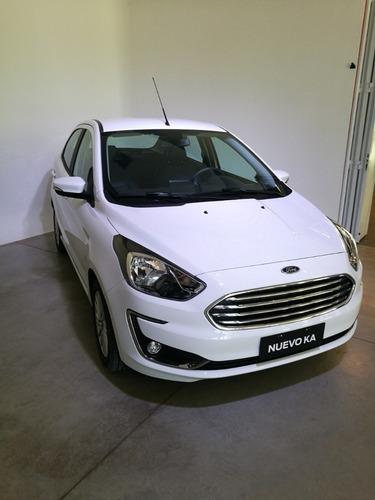 nuevo ford ka se caja manual 5 puertas 0km fb2