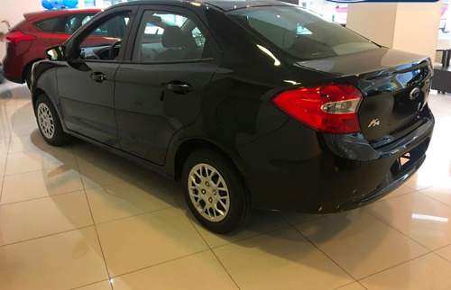 nuevo ford ka + sedan s 1.5 4p oferta contado financiado ff5