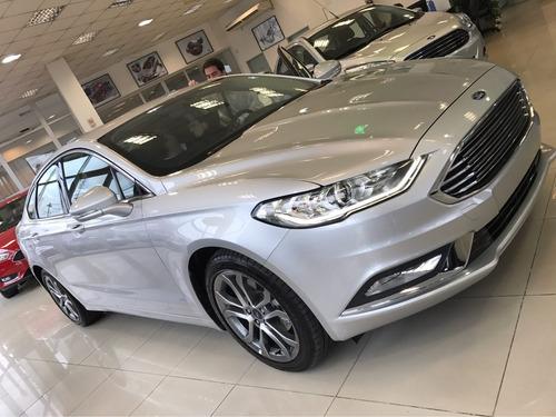 nuevo ford mondeo se 2.0 ecoboost 2017 0km am3