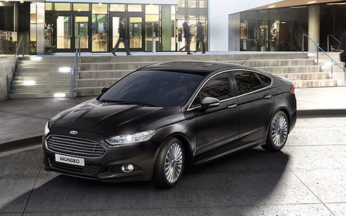 nuevo ford mondeo sel 2.0 ecoboost fb2