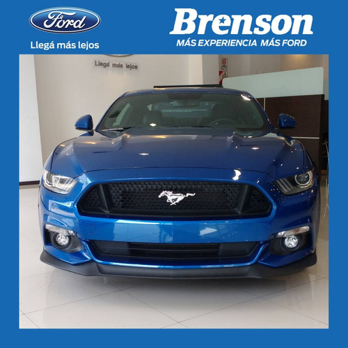 nuevo ford mustang gt 5.0 0km 2017