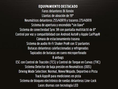 nuevo ford mustang gt - 5.0 - 0km mc