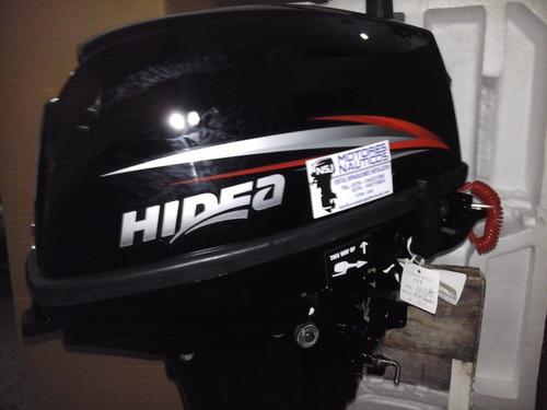 nuevo fuera de borda hidea 25 hp 2t mercury yamaha powertec